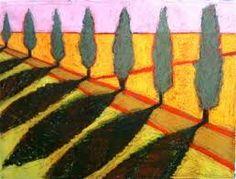 Belgian tree line shadows color, Gordon Hopkins, Oil on linen, x… Landscape Art, Landscape Paintings, 7th Grade Art, Art For Art Sake, Expo, Art Plastique, Teaching Art, Elementary Art, Tree Art