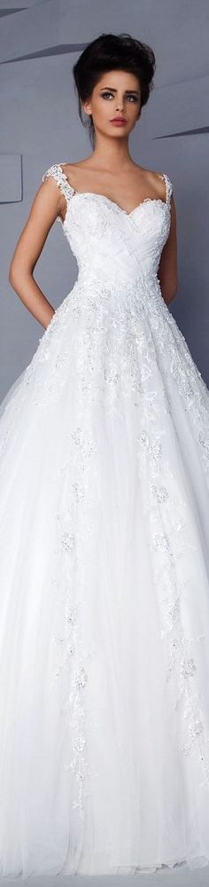 Hanna Toumajean bridal 2015