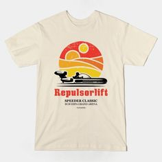 SPEEDER CLASSIC T-Shirt - Star Wars T-Shirt is $14 today at TeePublic!