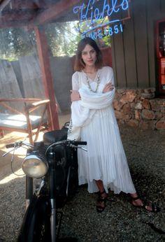 Alexa Chung au festival de Coachella