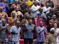 Mission Revival - Men's Chorus