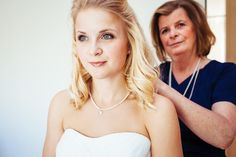 Trouwen en sieraden voor je trouwjurk inspiratie: Kelly Caresse | Sieraden op de bruiloft van mij en mijn dochter