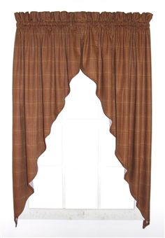 valance with products curtains piece banded roslyn swags country swag window filler set edge tailored