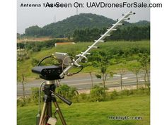 MyFlyDream, Long Range Antenna Tracker for Video Link, FlyingDream AutoAntennaTracker http://uavdronesforsale.com/index.php?page=item=84#