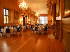 Dinning Room Harlaxton College