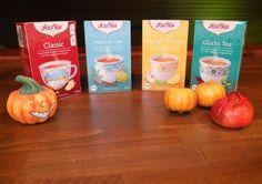 Warum ich YOGI TEA liebe und mein Winterrezept mit Kürbis: Yogi Chai Tea Golden Pumpkin Latte <3  http://www.blog.terraveggia.de/durch-den-winter-mit-yogi-tea-mit-spezialrezept.html #yogitea #myyogitea #vegan