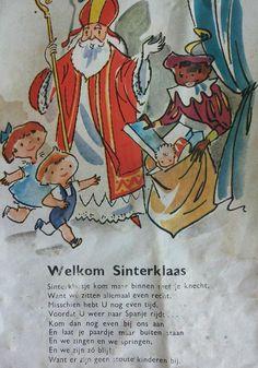 De Gruyter 'Sinterklaas' zangboekje (E4)