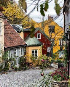 Wonderful Places, Beautiful Places, Places Around The World, Around The Worlds, Norway Places To Visit, Places To Travel, Places To Go, Norway Travel, Sweden Travel