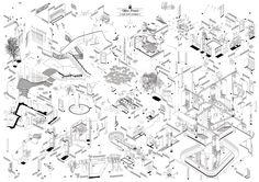 Pedro Pitarch /// Archipiélago Lab - PFC ETSAM @ Madrid
