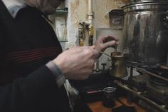 Detailed instructions: how to make traditional turkish coffee