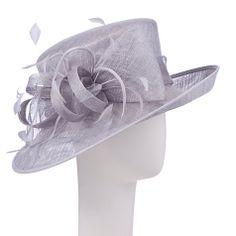 Buy John Lewis Fiona Medium Side Up Occasion Hat Online at johnlewis.com