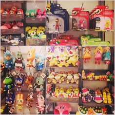 A bunch of merch with @cute_videogames  Nintendo store kicks ass! You can say that again. I hate to think of how much money I would spend on the stuff even just in this photo!!!!!! ____________________________________________ #nintendo #videogames #plushie #toys #jakkspacific #supermario #pikmin #gamergirl #geekgirl #nerdgirl #cute #kawaii #cutevideogames #nintendo #gaming #gameboy #legendofzelda #supermario #supersmashbros #n64 #link #gamer #ninstagram #videogame  #nintendolife #mariokart…