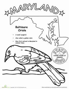 maryland state facts social studies multiple choice printable