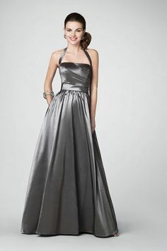 pearl silver bridesmaid dresses - Google Search