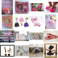 Etsy Ballet by kateduvall on Polyvore featuring beauty, bedroom and vintage