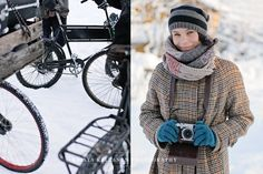 WINTER TWEED RUN – HELSINKI 2012 - photos by Krista Keltanen