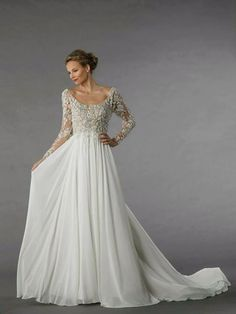 """Say yes to the dress"". I love love love this dress!!!"