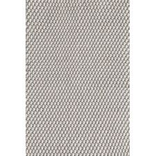 Two-Tone Rope Hand Woven Grey Indoor/Outdoor Area Rug