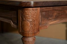 Table carving