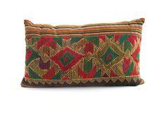 Laos Skirt Pillow No. 2