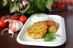 Овощные котлеты из капусты / Едальня