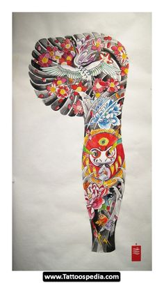 Japanese Tattoo Themes 13.jpg - http://tattoospedia.com/japanese-tattoo-themes-13-jpg/
