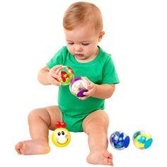 Baby Einstein - Roller-Pillar Activity Balls