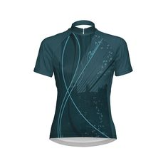 Adrift Women's Cycling Jersey Women's Cycling Jersey, Cycling Wear, Bike Wear, Cycling Jerseys, Cycling Outfit, Cycling Clothes, Unique Outfits, Football Shirts, Ladies Bike