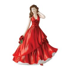 Royal Doulton Flower of the Month August Poppy