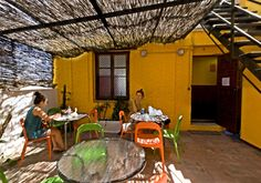 If you are looking for Student accommodation, Home Backpackers is a low cost hostel with 2 terraces, ideal for groups.