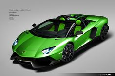 lamborghini aventador- this is a car i want to have when i get older