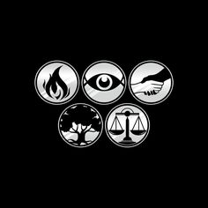 Divergent Factions Wallpaper Divergent factions by