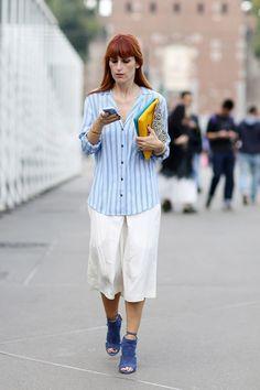 Ways To Wear: Pyjamas By Day