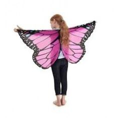 Other Information Douglas Dreamy Dress-ups Fanciful Fabric Wings – Pink Monarch Butterfly by Douglas Toys for Christmas Gifts Idea Sale Butterfly Mask, Butterfly Fairy, Monarch Butterfly, Butterfly Wings, Butterfly Halloween, Costume Papillon, Cosplay Costumes, Halloween Costumes, Halloween Ideas