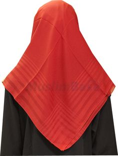Square Hijab Red Stripes http://www.muslimbase.com/clothing/hijabs/square-hijab/square-hijab-stripes-p-3667.html