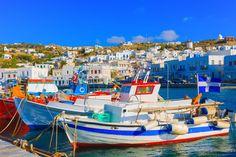10 Best Gay-Friendly Destinations in Europe Mykonos, Santorini, Hyundai I20, Ferry, Europe, Boat, Tours, Live, Travel