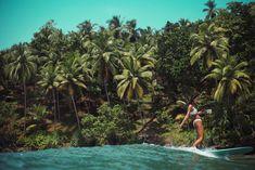 Wanderlust in Sri Lanka with Malia Murphey + Brooklyn Dombroski | Billabong US
