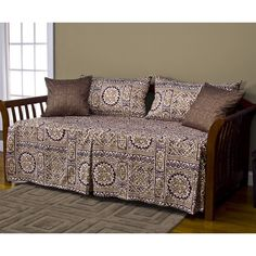 jordan 5piece daybed ensemble by siscovers
