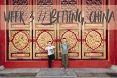 Beijing China with kids! What to do and what to see!