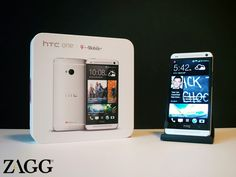 Unboxed: Hands On With the HTC One [Pt. 1] | ZAGGblog #ZAGGdaily #HTCOne #smartphones