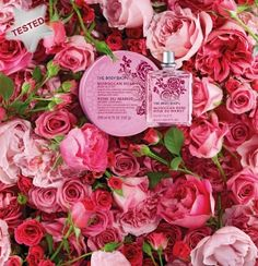 the body shop rose morrocan