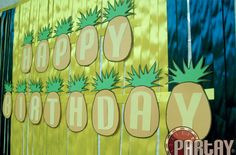 Spongebob party - I think I want mine to just say party or celebrate