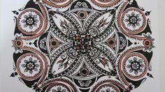 Zentangle #13 * Zeitraffer