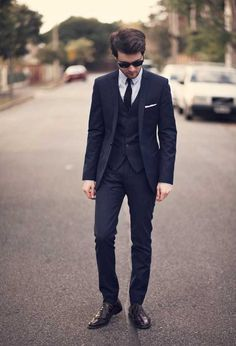 english cut suit