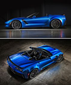 2015 Corvette Z06 Convertible at werd.com