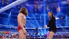 Literally Just 15 GIFs Of Stephanie McMahon Slapping People Mcmahon Family, Stephanie Mcmahon, Seth Rollins, Wwe Divas, Gifs, Wrestling, Sports, People, Women