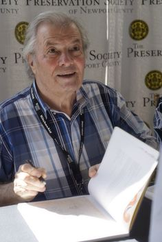 Jacques Pepin at the