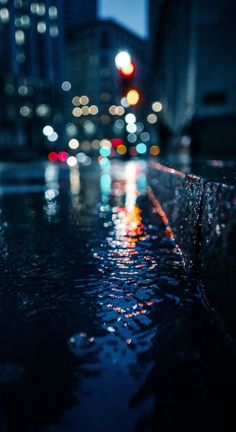 Rainy city wallpaper for android and iphone rain city light wallpapers in Rainbow Photography, Iphone Photography, Night Photography, Landscape Photography, Art Photography, Photography Reflector, Photography Lighting, Photography Backdrops, Photography Courses