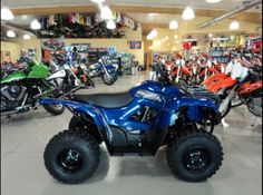 Used 2013 Yamaha Grizzly 300 Four Wheeler ATV for sale in Moses Lake @ AdventurousAtvs.Com