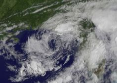 Tropical Storm #Debby a dangerous slow mover